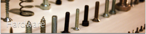 WM Dyck & Sons Hardware Department