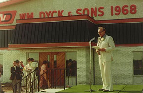 Grand Opening - July 1976