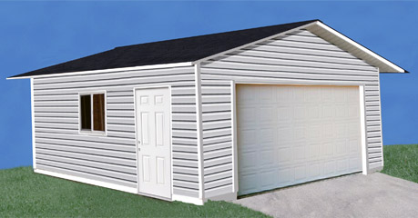 Garage Packages Wm Dyck Amp Sons