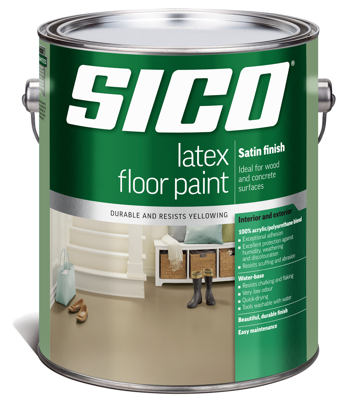 Sico Paint Wm Dyck Amp Sons