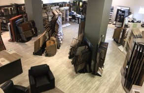 WM Dyck & Sons Flooring Department