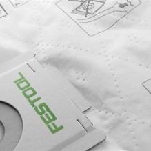 Festool FES-497539 SELF CLEAN Filter Bags for CT 48 (5-Pack)