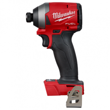 Milwaukee – 2853-20 – M18 FUEL 18-Volt Lithium-Ion Brushless Cordless 1/4″ Hex Impact Driver (Tool-Only)