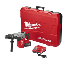Milwaukee – 2717-21HD – M18 FUEL 1-9/16″ SDS Max Hammer Drill Kit