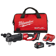 Milwaukee – 2809-22 M18 FUEL™ SUPER HAWG™ 1/2″ Right Angle Drill