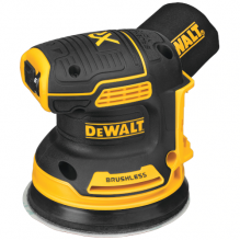DEWALT – DCW210B – 20V MAX XR® 5″ Brushless Cordless Variable-Speed Random Orbital Sander (Tool Only)