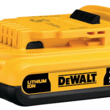 DEWALT – DCB203 – 20V MAX Compact Lithium Ion Battery Pack