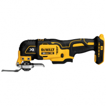 DEWALT – DCS355B – 20V MAX XR® Cordless Oscillating Multi-Tool (Tool Only)