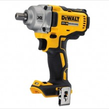 DEWALT – DCF894B – 20V MAX* XR Cordless Impact Wrench Kit with Detent Pin Anvil, 1/2″ – Tool Only