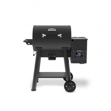 Broil King – 493051 – CROWN PELLET 400 SMOKER AND GRILL