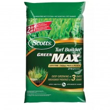 Scotts® Turf Builder® Green Max™ Lawn Food 27-0-2 with 5% Iron, 11.4 kg