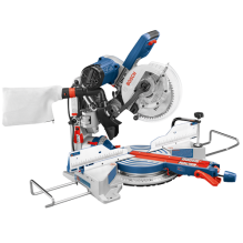 Bosch – CM10GD – 10″ Dual-Bevel Glide Miter Saw
