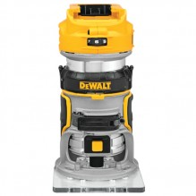 DeWalt – DCW600B – 20V MAX XR® Brushless Cordless Compact Router