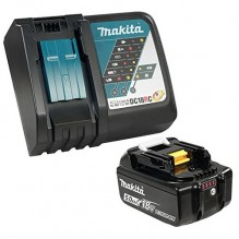 Makita – Y-00309 – Charger with 1x5Ah Battery