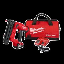 Milwaukee – 2746-21CT – M18 FUEL™ 18 Gauge Brad Nailer Kit