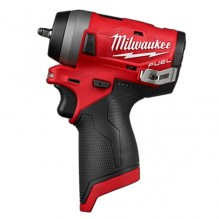 Milwaukee – 2552-20 – M12 Fuel 1/4″ Stubby Impact Wrench (Tool Only)