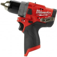 Milwaukee (2403-20) M12 FUEL 12V Lithium-Ion Brushless Cordless 1/2-inch Drill Driver (Tool Only)
