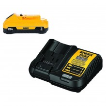 20V MAX* STARTER KIT WITH 3.0AH COMPACT BATTERY AND CHARGER