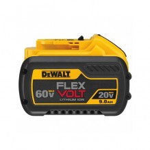 DEWALT FLEXVOLT 20V /60V MAX Lithium-Ion Battery Pack 9.0 Ah
