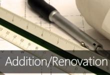 Additions/Renovations