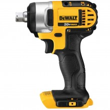 DEWALT – DCF880B – 20V MAX Lithium-Ion Cordless 1/2″ Impact Wrench Kit with Detent Pin (Tool-Only)